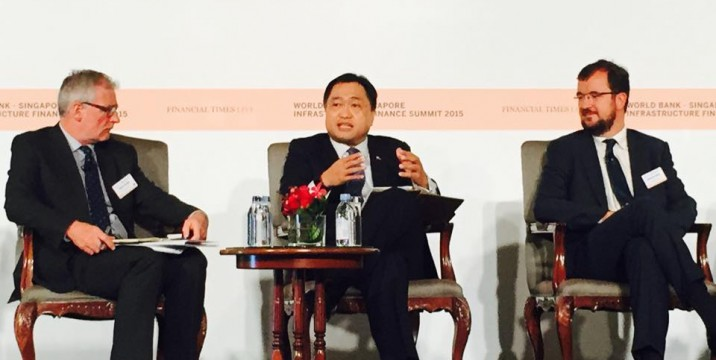 Finance Secretary Cesar V. Purisima at the World Bank – Singapore Infrastructure Finance Summit 2015