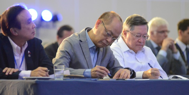 PDF stakeholders draw up priority list of actionable plans to implement 10-point reform agenda