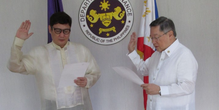 Buco sworn in as new Customs deputy commissioner