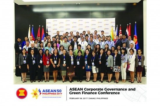ASEAN Corporate Governance and Green Financial Conference