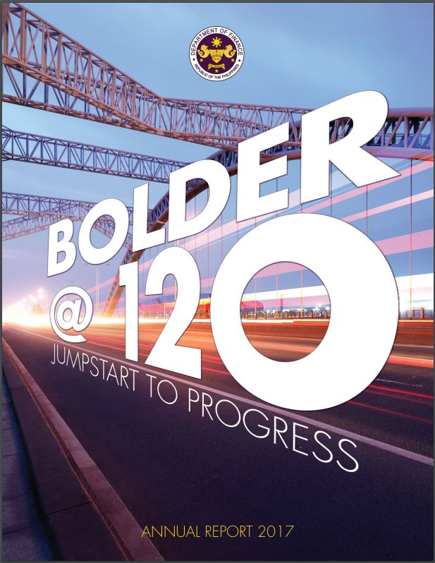 BOLDER @ 120 JUMPSTART TO PROGRESS