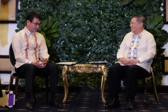 JP-PH bilateral meeting