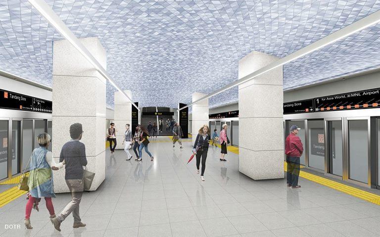 Metro manila subway project-DOTr